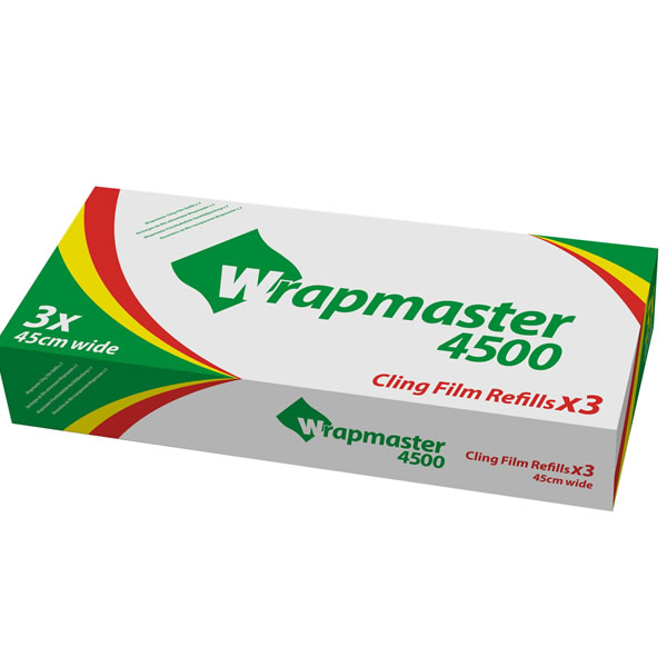 Wrapmaster Foil & Clingfilm