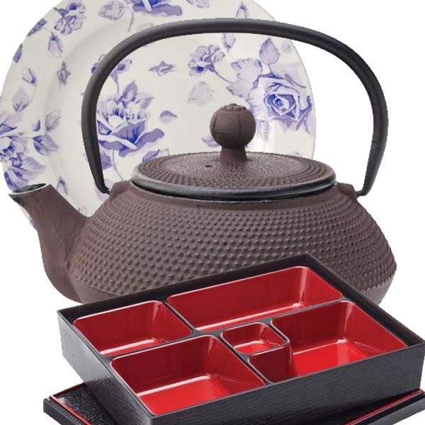 Craft, Heritage, Mandarin & Bento