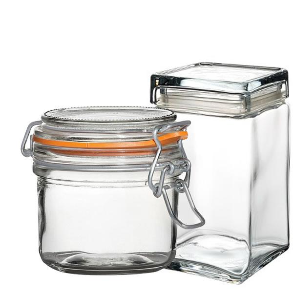 Jars & Terrines