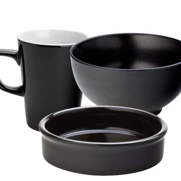 Noir, Tapas & Drinkware