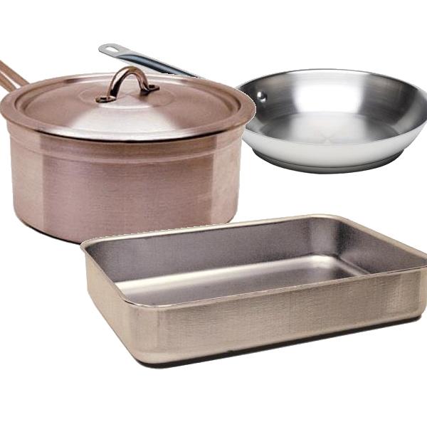 Ovenware Pots & Pans