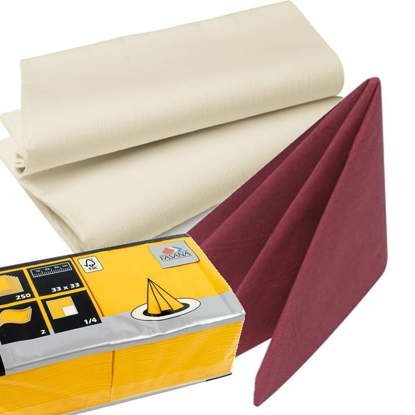 Tablecovers & Napkins
