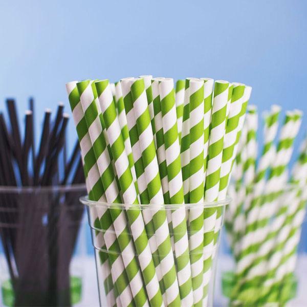 Cutlery, Straws & Napkins