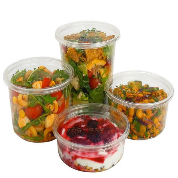 Deli Containers & Portion Pots