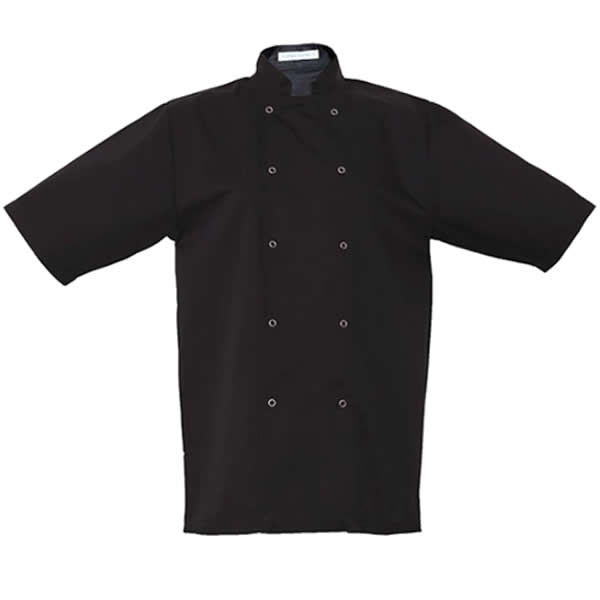 Black Chefs Jackets