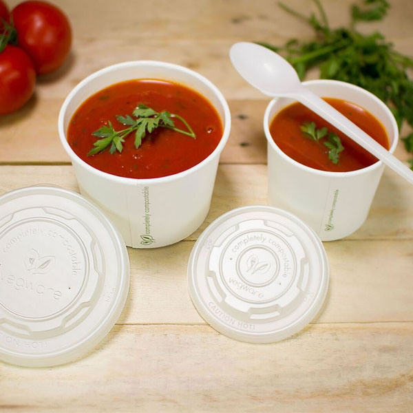 Paper Plates & Soup Containers