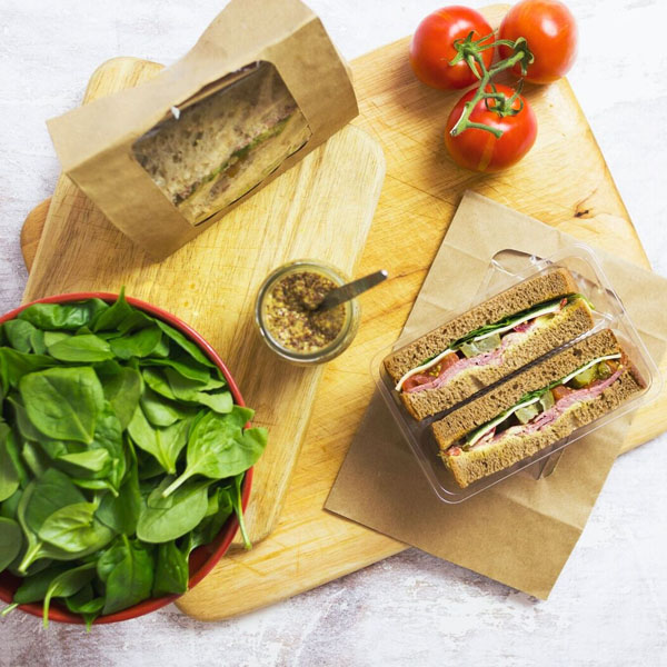 Sandwich, Salads & Wraps