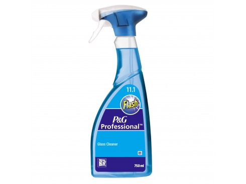 CLEANER PROFESSIONAL FLASH GLASS
