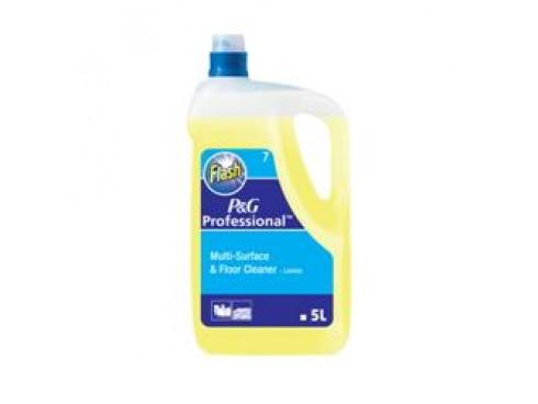 CLEANER MULTI S/FACE+FLOOR PRO.FLASH LEMON