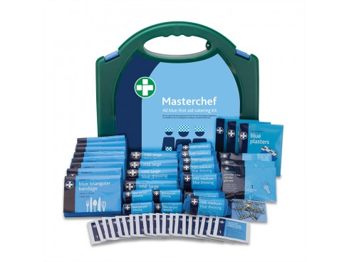 KIT FIRST AID CATERING MASTERCHEF 50PERSON