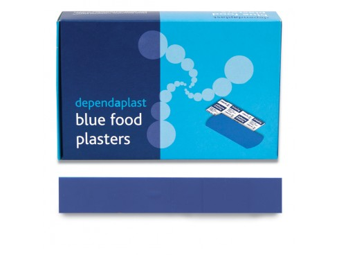 PLASTERS BLUE FINGER EXTENSION 2X12CM