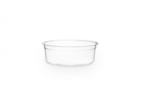 CONTAINER DELI ROUND CLEAR 8OZ