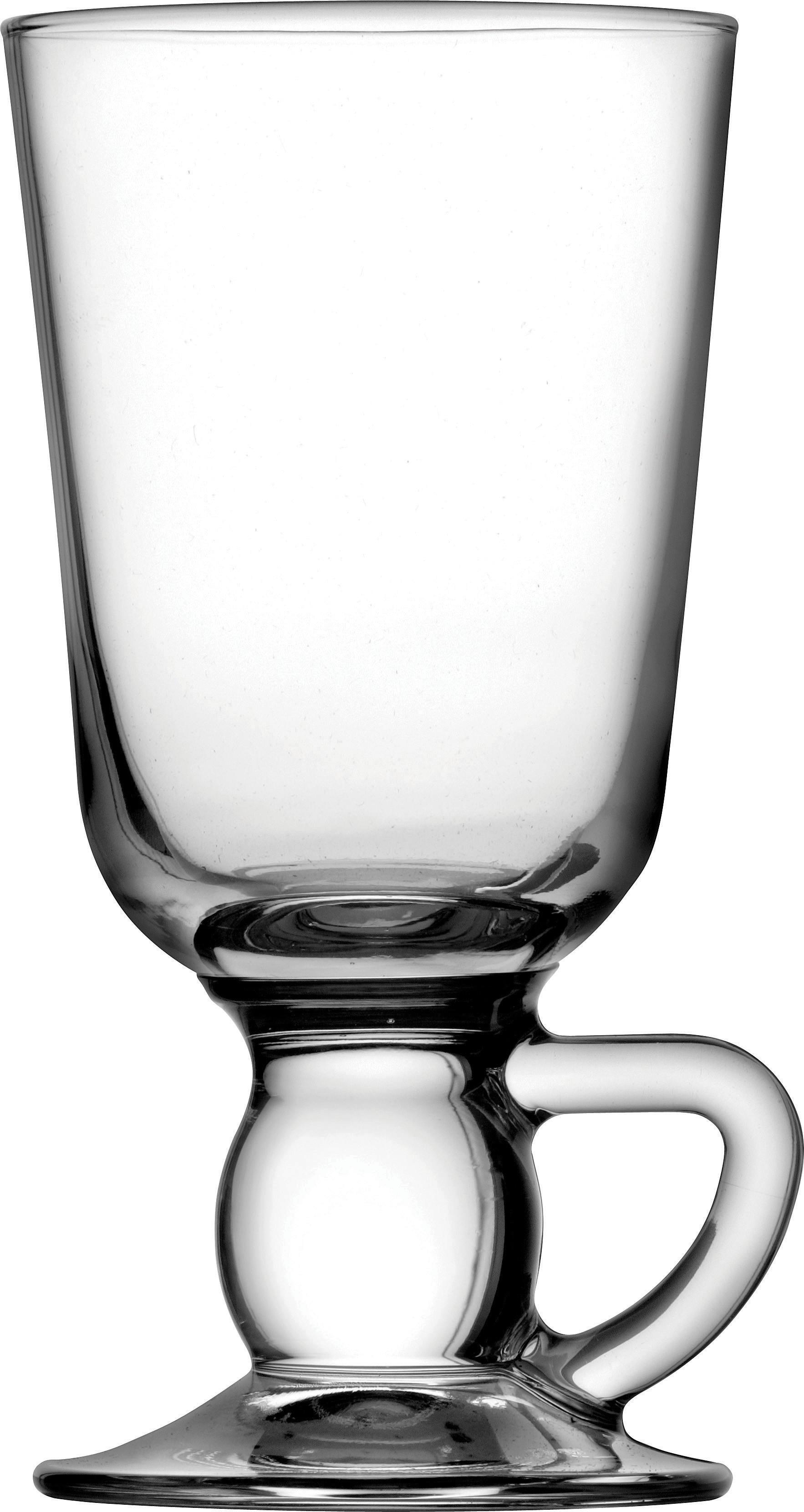 Irish Coffee Glass Handled 10oz Gua2088 Per 12 Instock Group
