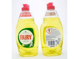 WASHUP LIQUID FAIRY LIQUID LEMON