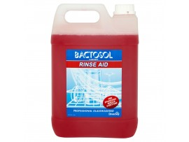 RINSE AID CABINET GLASS WASH BACTOSOL