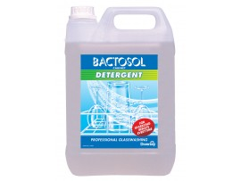 DETERGENT CABINET GLASSWASH BACTOSOL