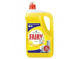 WASHING UP LIQUID FAIRY LEMON