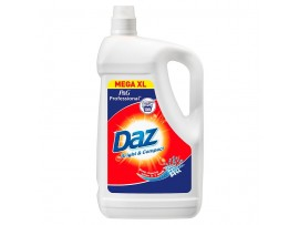 DETERGENT LAUNDRY DAZ LIQUID 100 WASH