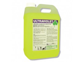 CLEANER DISINFECTANT ULTRAVIOLET PERFUMED