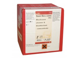 CLEANER WASHROOM SANI DES CONC CUBIFILL