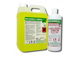 CLEANER DISINFECTANT BIOSHIELD LEMON