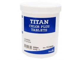 TABLET CHLOR TITAN PLUS