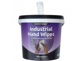HAND WIPES INDUSTRIAL ABRASIVE 22X23CM
