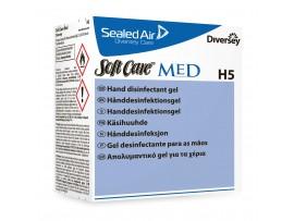 HAND ALCOHOL SOFT CARE LINE MED H5