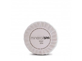 SOAP MINERAL SPA PLEAT WRAP 20G