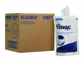 WIPES SANITISING HAND/SURF KLEENEX 100WIPE