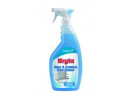 CLEANER GLASS & S/S BRYTA 750ML