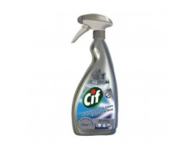 CLEANER SS AND GLASS CIF