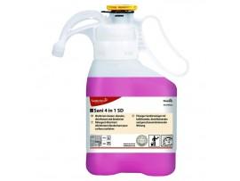 CLEANER WASHROOM SMART DOSE SANI 4 IN 1