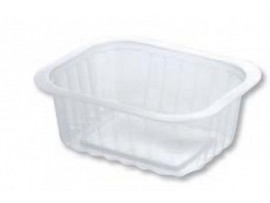 TRAY TRANSPARENT PP 138X114X53MM
