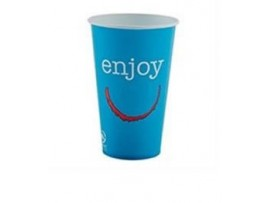 CUP COLD ENJOY 12OZ