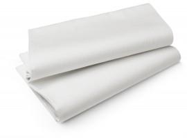 TABLECOVER EVOLIN WHITE 127X127 CM