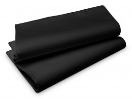 TABLECOVER EVOLIN BLACK 127X127CM