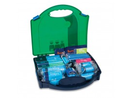 KIT FIRST AID CATERING+BURNS 25-100 PERSON