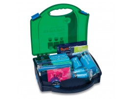 KIT FIRST AID CATERING + BURNS 1-25 PERSON
