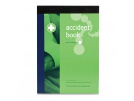 BOOK ACCIDENT A4