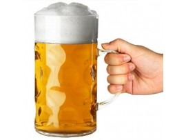 STEIN BEER PLASTIC 40OZ 2 PINT