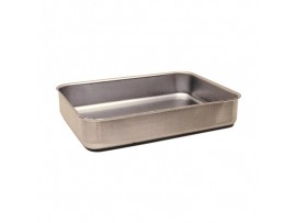 PAN BAKING ALUMINIUM 370X265X70MM
