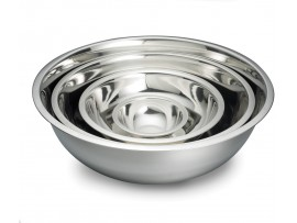 BOWL MIXING STAINLESS STEEL 18.9L