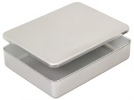 PAN BAKING WITH LID ALUMINIUM 3.4LT