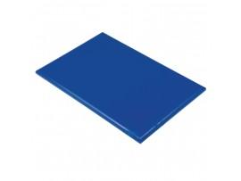 """BOARD CHOPPING HD BLUE 18X12X1"""""""