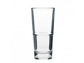 ENDEAVOR GLASS HIBALL STACKING 12OZ