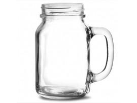 TENNESSE JAR HANDLED 22OZ/140MM