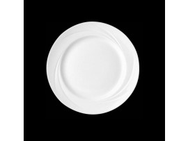 "ALVO PLATE WHITE 6.5"""