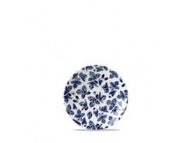 VINTAGE PRINTS SAUCER BLUE BRAMBLE 14.1CM