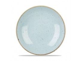 """STONECAST PLATE COUPE DUCK EGG 10.25"""""""